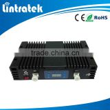 CE/ROHS certificate 70dbi 2G hotel signal repeater GSM 900 mobile booster home gsm repeater