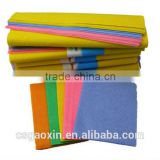 polyester nonwoven cleaning wipe for tack rag