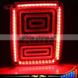 24v led tail lamp led brake lamp led reverse light led running light jeep rear light for 07 Up Jeep Wrangler JK