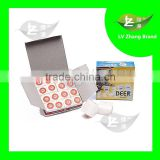 High Quality Deer Brand 1/8OZ 96% Pure Camphor Tablets/Blocks                                                                         Quality Choice