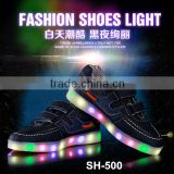 2016 new products china price kids led flash shoes luminous shoes fashion birthday party