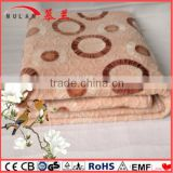 Portable Cold and heat resistant material electric blanket