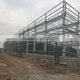 light construction design steel structure warehouse                                                                                                         Supplier's Choice