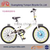 20 inch freestyle mini bmx bicycle/freestyle bmx bikes for sale