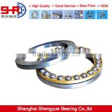 Superior precision thrust ball bearing for vertical centrifuge