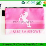 Customized printing pencil case unicom pencil pencil bog pencil box                                                                                                         Supplier's Choice