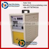 small medium frequency smelting furnace 5kg induction melting furnace