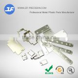 Precision Aluminum/stainless steel stamping parts for mobile phones, camera, computer, printer, and other electronic equipments