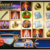 WMS NXT G2 Queen's Knight slot game board PCB