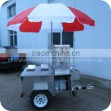 2014 Portable Mobile Outdoor Combined Snack Exhibition Kitchen Stand Corner Trailer XR-CC120 A