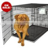 Well-suited XXL dog show cage