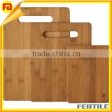 wood chopping board,3 Piece Bamboo Cutting Board Set,Perfect For Meat & Veggie Prep, Serve Bread, Crackers & Cheese