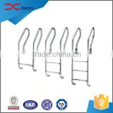Wholesale aluminum alloy 2-4 steps safety swimming pool ladder                                                                                                         Supplier's Choice