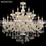 2014 New listing Crystal Candle Chandelier ,Modern Glass Luxurious Suspension Light For Home MD3157