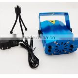 6 in 1 Mini Disco Laser Christmas Show Lights Laser Stage Lighting Twinkling Star Laser Projector