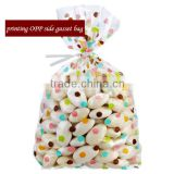 printed food grade cpp side gusset back and bottom seal plastic jelly beans packaging bag