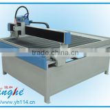 large cnc router Engraving marble, granite, stone, arcylic, wood, glass and other hardness material.