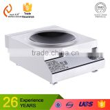 china foshan guangzhou manufacture Commercial induction cooker factory price stainless steel electric stove H50PM