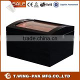 for Various Jewelry Export Standing Top Grade Handmade MDF Wooden Mirror Customize Jewelry Boxes