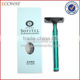Factory Wholesale Cheap Hotel Disposable Straight Shaving Razor