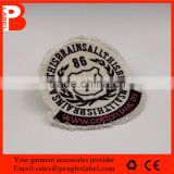 Uniform part of embroidery badge for sports T-shirts embroidery patch label                                                                         Quality Choice