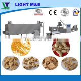 Automatic Extrusion Textured Soya Protein Making Machine