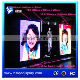 Wall Mount Aluminum Housing Android Tablet PC LED Advertising Player
