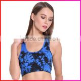 Factory Supply Women's Fitness training wear Sprot Bra