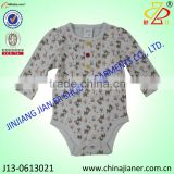 fashion baby bodysuit babies sleepsuit newborn baby garment