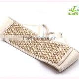 Provide Natural Shower Body Loofah Scrubber Bath Loofah Back Strap                                                                         Quality Choice