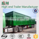 strong box utility trailer box semi trailer