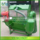 Agricultural wheat and rice and soybeans small threshing machine, mini thresher machine hot sale