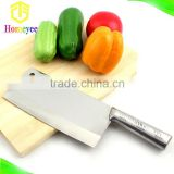 Multipurpose use for home kitchen or restaurant stainless steel chopper cleaver butcher knife