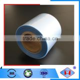 Salable professional colored heat shrink wrap film