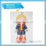 Hot Sale 45CM Cowboy Fun Doll English&Chinese&Spamish Lanuage Sound Music IC Body Baby Toys