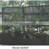 Garden fence decorative lawn fence outdoor fencing temporary fence dividing wall