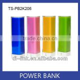 TS-PB2K206 2200MAH power bank for mobile phone,cute design.Factory direct supply!