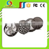 New style Chromium Crusher Tobacco Spice Herb Grinder