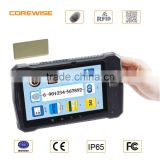 Industrial multi function rugged finger barcode scanners with Bluetooth 4.0 for inventory