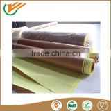 high temperature resistance tape high temperature teflon tape heat resistant ptfe fabric cloth with adhersive