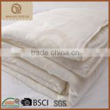 The best fashion design piece comforter silk duvet, handmade silk quit