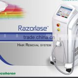 Alexandrite Laser Professional and Effective beijing Sincoheren Lightsheer diode laser hair removal system 808nm hair removal