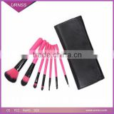 Natural Goat and Badger Cosmetic Brush Set