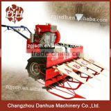 Both Electric & Manual Energy-Saving mini grain combine harvester price Product