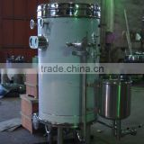1000LPH steam heating UHT sterilizer