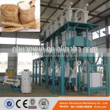 30tpd., 50tpd, 100tpd durum and soft wheat mill for fine wheat flour