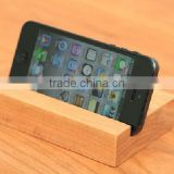 Wood Holder For Phone Wooden Display Stand Business Card Holder Wooden Phone Case Place Card Holders For Wedding