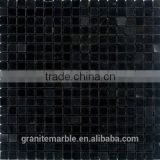 High Quality Black Mosaic Tile For Bathroom/Flooring/Wall etc & Mosaic Tiles On Sale With Low Price