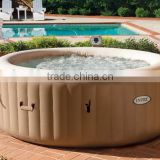 Four-Six People Freestanding Inflatable Spa Pool Bubble Spa Portable Hot Bath for Relaxation