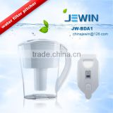 Factory supply directly! Best quality cheapest Activated carbon filter water jug/pitcher